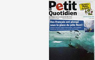 LE PETIT QUOTIDIEN (FRANCE)