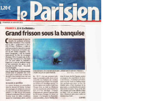 LE PARISIEN (FRANCE)