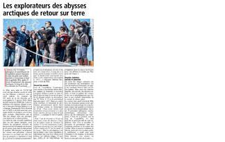 CENTRE PRESSE, LE JOURNAL DE L'AVEYRON (FR)