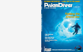 ASIAN DIVER (ASIE)