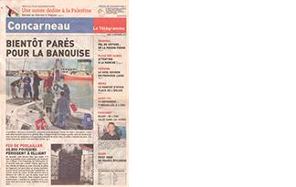 LE TÉLÉGRAMME (FRANCE)