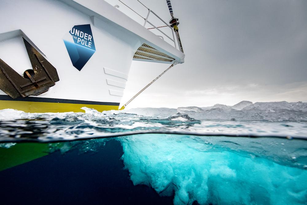 Premier bilan du leg Arctique