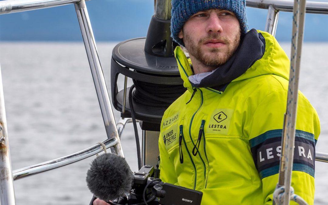 Interview : Filmer Under The Pole