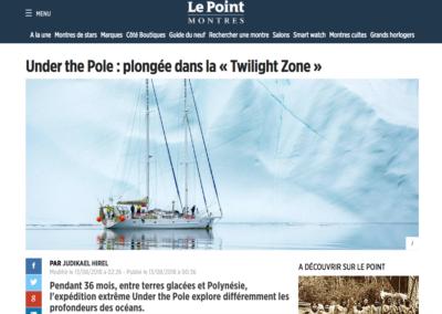 LE POINT MONTRES (FR)