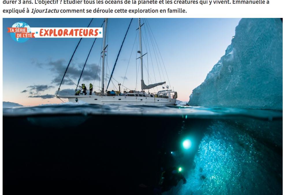 1 JOUR 1 ACTU (FR)
